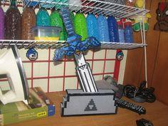 master sword perler by ndbigdi.deviantart.com on @DeviantArt
