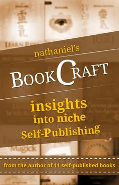 This time I wrote down a collection of insights into the niche self-publishing.