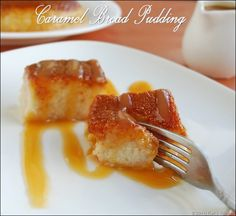 CARAMEL BREAD PUDDING IN PRESSURE COOKER !! No butter no oil. Healthy easy dessert in a jiffy!