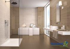 Resultado de imagen de revestimiento para baños