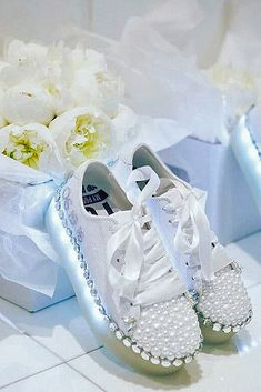 24 Wedge Wedding Shoes To Walk On Cloud ❤ See more: http://www.weddingforward.com/wedge-wedding-shoes/ #weddings #shoes