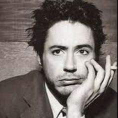 """""""I know very little about acting, I am just an incredibly good faker"""" - Robert Downey Jr."""