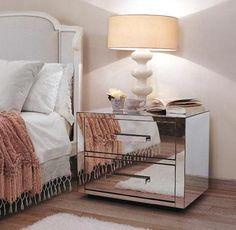 Bedside Table Led