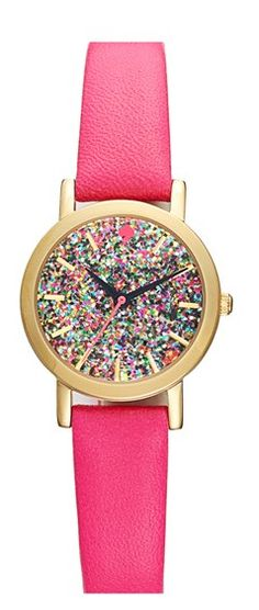 i cannot get enough of kate spade watches.