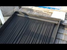 Diy Solar Pool Heater Part 1 Roof Solar Pool Heater Diy Solar Pool Heater Pool Heater
