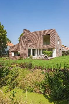 Het Baksteenhuis van Zecc Architecten - alle projecten - projecten - de Architect