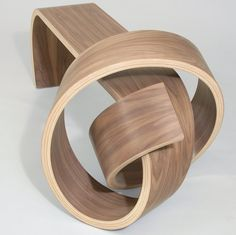 Why Knot Bench by Kino Guerin steam bend wood into something incredible Final Project II
