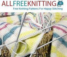 Knitting For Beginners Guide: 30 Free Knitting Patterns for Beginners   AllFreeKnitting.com