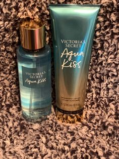 New Victoria's Secret Aqua KISS Body spray mist and lotion Bath And Body Works Perfume, Bath N Body Works, Perfume Body Spray, Loción Victoria Secret, Victoria Secret Body Spray, Victoria Secret Fragrances, Victoria Secret Perfume, Parfum Victoria's Secret, Beauty Tips