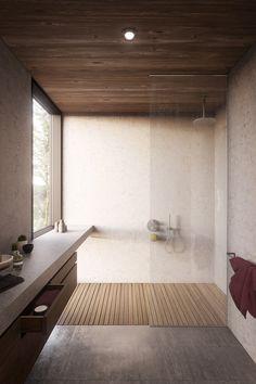 Minimalist Home Interior .Minimalist Home Interior Bathroom Inspiration, Interior Design Inspiration, Interior Ideas, Minimalist Home, Minimalist Bathroom, Minimalist Design, Beautiful Bathrooms, Bathroom Interior Design, Cheap Home Decor
