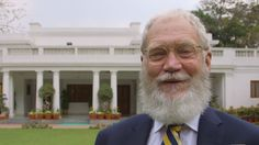 David Letterman is making his first return to TV since retirement for season two of National Geographic Channel's Years of Living Dangerously. What do you think? Will you watch?