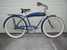 1941 Columbia built Westfield Air-Rider Special - 1941 Columbia made, Westfield badged Air-Rider Special. Bicycle Pedals, Vintage Bicycles, Columbia, Vintage Menu, Dream Garage, Childhood Memories, Big, Products, Motorcycles