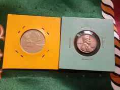 1966 Canadian and American Coin