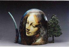 Ceramic decorative teapot (Contemporary Ceramics, Earthen Ware, Decorative)