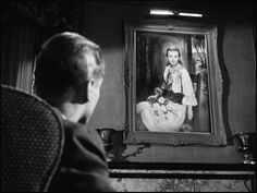 Portrait of Matilda Frazier, The Unsuspected (Michael Curtiz, Warner Brothers, 1947)