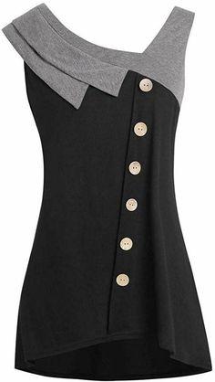 Girls Fashion Clothes, Women's Fashion Dresses, Clothes For Women, Baby Clothes Patterns, Clothing Patterns, Woolen Tops, Kurti Neck Designs, Beautiful Blouses, Blouse Vintage