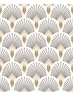 at downton. 1925 papermint wall paper