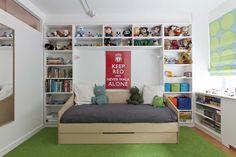 Casa kids - bed idea for den room/kids room