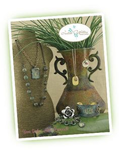Initial Outfitters! A home party direct sales company that specializes in personalization. Our line of products features jewelry, soap, embroidered towels and handbags, and home decor items.