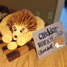 Ideas For Cheese Ball Hedgehog Food – Baby Shower İdeas 2020 Hedgehog Food, Baby Hedgehog, Hedgehog Recipe, Baby Shower Themes, Baby Boy Shower, Animal Baby Showers, Shower Ideas, Animal Themed Food, Animal Party Food