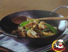 Resep Tofu With Crispy Onion, Menu Makanan Sehat Untuk Diet, Club Masak