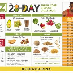 dr oz 28 day challenge recipes, dr oz 28 day challenge, dr oz 28 day shrink your stomach challenge