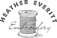 Heather Everitt Embroidery - HOME