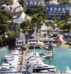 Valentines Resort on Harbour Island, North Eleuthera. #Bahamas #Caribbean