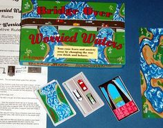 Cognitive Behavior Therapy in a box! http://www.got-autism.com/Bridge-Over-Worried-Waters.html