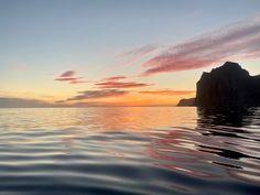 N/O von Tromsø   #lyngen #xlyngen #norway #visit #travel #nature #sunset #enjoy #living #beautytips #sea Celestial, Sunset, Outdoor, Norway, Outdoors, Sunsets, Outdoor Games, The Great Outdoors, The Sunset