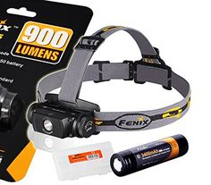 Special Offers - Fenix HL55 Rechargeable 900 Lumens Headlamp with Genuine Fenix 3400mAh 18650 Battery and LumenTac Battery Organizer - In stock & Free Shipping. You can save more money! Check It (September 26 2016 at 02:48PM) >> http://flashlightusa.net/fenix-hl55-rechargeable-900-lumens-headlamp-with-genuine-fenix-3400mah-18650-battery-and-lumentac-battery-organizer/