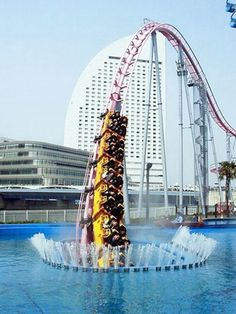 Fancy Riding An Underwater Rollercoaster?