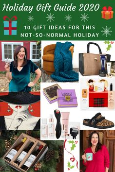 Holiday Gift Guide 2020: 10 Gift Ideas For This Not-So-Normal Holiday Season #holiday #gift #gifts