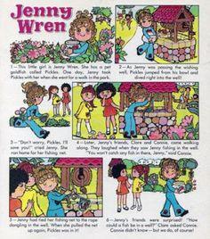Twinkle comic illustrations