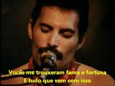 Queen - We are the champions (Legendado) - YouTube