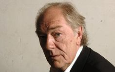 Well connected chap that he is, Sir Michael Gambon is likely to be unfazed should even a member of the Royal family be in the audience when he opens in No Man's Land in the West End next week. Michael Gambon Harry Potter, The Book Of Eli, Albus Dumbledore, Iconic Movies, British Actors, S Man, Johnny Depp, Actors & Actresses, Film