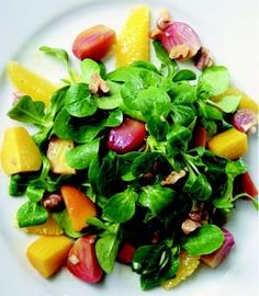 Salad .. on Pinterest | Fruit Salads, Salads and Summer Salad