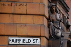 Manchester's London Road Fire Station No118 by NanuArtStudio on Etsy, £12.50