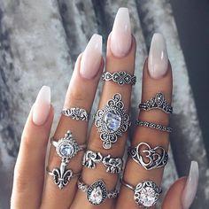 #NOTD ❤ #itgirlsbrazil #nail #nails #inspiration #nailsdone #esmaltedasemana #nails2inspire #girls #ootd #inspiration #fashion #luxury #instaglam #love #follow #linda #dodia #unhaslindas #garotasesmaltadas #unhasdasemana #unhasdodia #nude #night #boanoite ❤