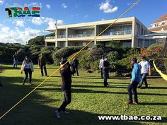 Tagtron Solutions Communication Outcome Based team building event in Cape Town, facilitated and coordinated by TBAE Team Building and Events Team Building Events, Volleyball Team, Cape Town, Communication, Basketball Court, Communication Illustrations