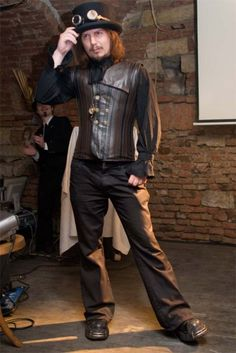 steampunk clothing Â« DraculaClothing