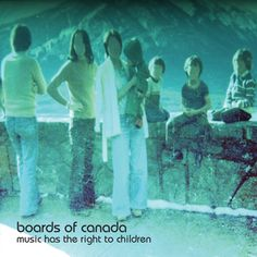 Listened to Olson by Boards of Canada from the album: Music Has...