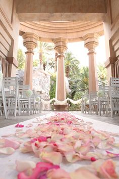Our Wedding Location, Mandalay Bay (BEST day of my life)