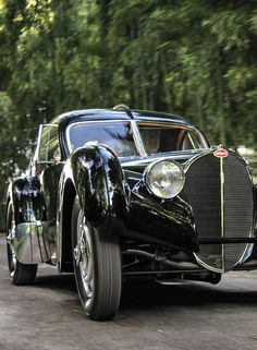 Bugatti Atlantic...Brought to you by Agents of #CarInsurance at #HouseofinsuranceEugene