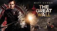 The Great Wall Full Movie #TheGreatWall #TheGreatWallMovie #Movie #MattDamon #TianJing #WillemDafoe #Action #Adventure #Fantasy #Thriller
