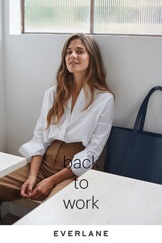 Everlane believes that making the right choice can be as easy as putting on a great shirt. That's why they partner with the best, ethical factories around the world. Source only the finest materials. And offer beautiful products--at totally transparent prices.