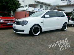modified vw | Modified VW Polo Vivo 2011 Pictures » Modified Cars