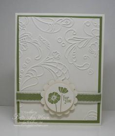 Elegant Lines For You by bethannwilson - Cards and Paper Crafts at Splitcoaststampers