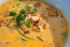 Recept: Demikát | Nebíčko v papuľke Good Food, Yummy Food, Best Food Ever, Food 52, Eating Well, Cheeseburger Chowder, Thai Red Curry, Ham, Soup Recipes