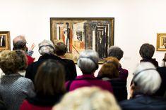 """""""Mario Sironi nella Collezione Allaria"""" (Mart, Rovereto, 5 March - 11 June 2017) - exhibition preview -  photo Mart, Jacopo Salvi. www.mart.tn.it/focusallaria"""